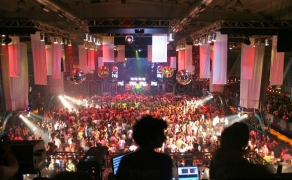 EVG à Berlin - Clubber