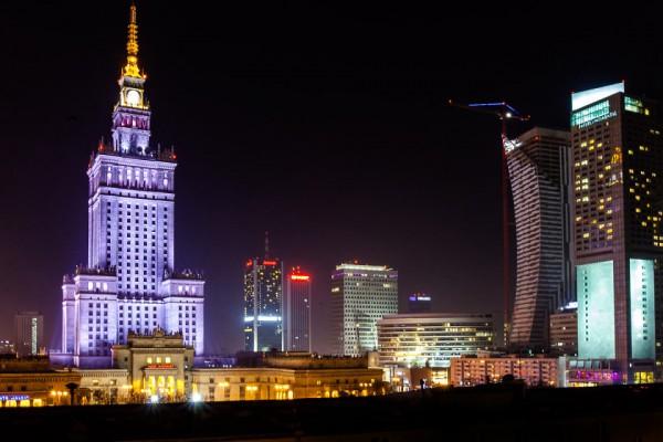 EVG à Varsovie