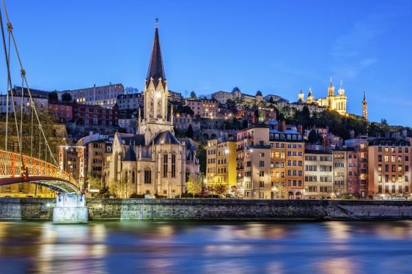 EVJF à Lyon