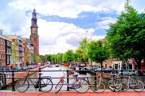 EVJF à Amsterdam