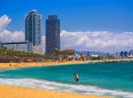 EVJF à Barcelone… Sol, Playa y Fiesta !