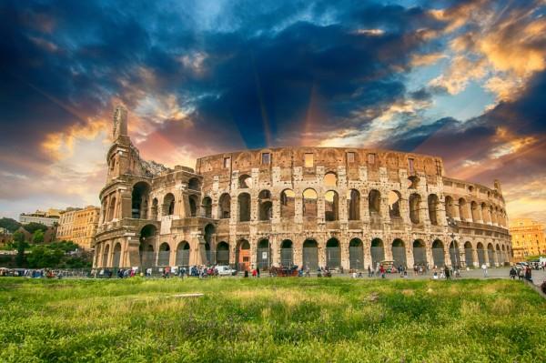 EVJF à Rome