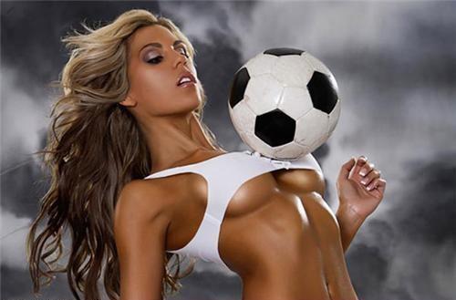 Fotball sexy evg