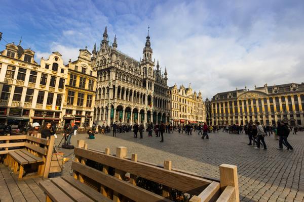 Destination Bruxelles EVG