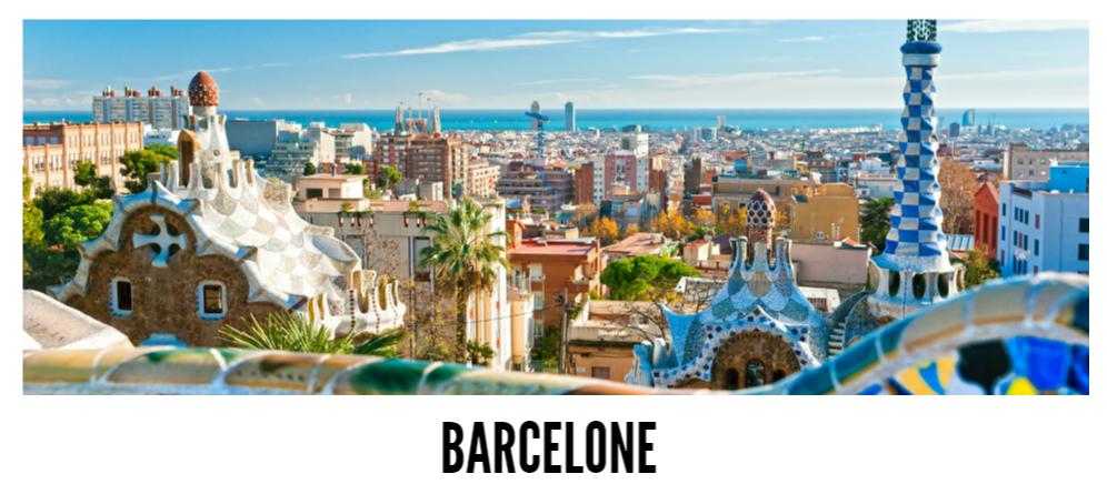 destination barcelone evg