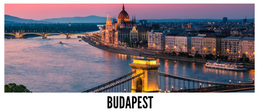 destination evg budapest