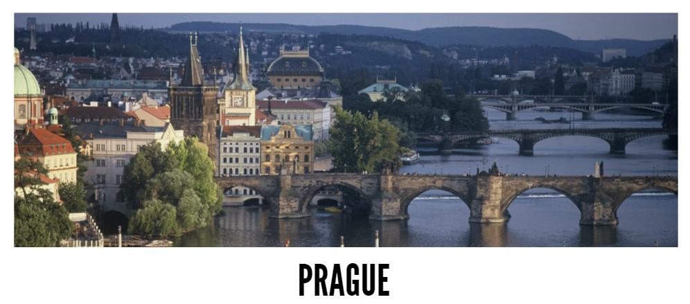 Destination EVG Prague