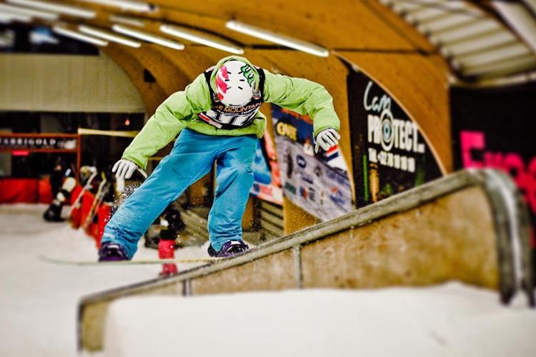 Ski Indoor EVJF Lille