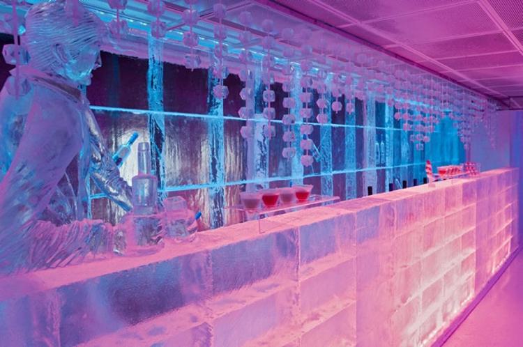 Ice Bar - EVG à Paris