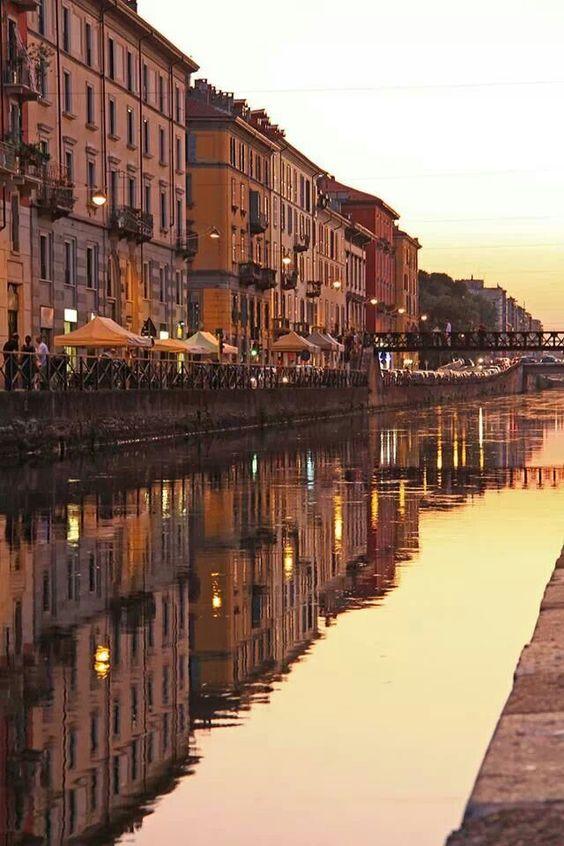 navigli EVJF à Milan