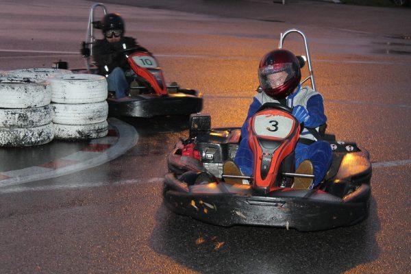 Karting - EVG à Stuttgart