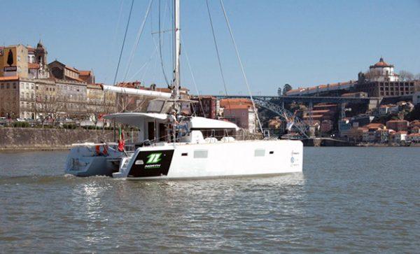 Catamaran - EVG à Porto