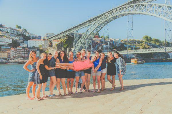 EVJF à Porto