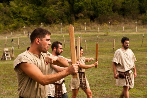 Gladiateur - EVG à Rome