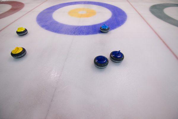 Curling - EVG à Vilnius