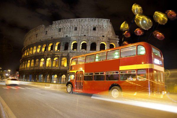 Party Bus - EVG à Rome