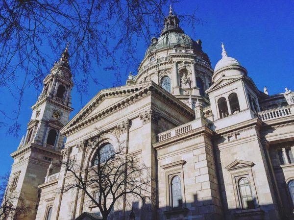 EVJF à Budapest