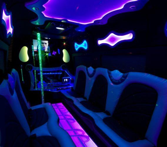 Party Bus - EVG à Dublin