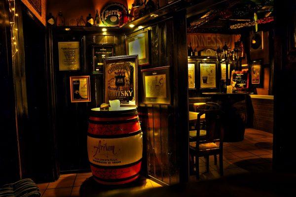Pub Dinner - EVG à Dublin
