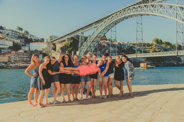 Shooting photo EVJF à Porto