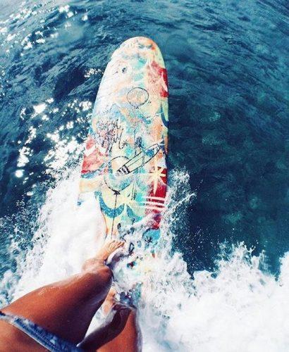 Surf - EVJF à Porto