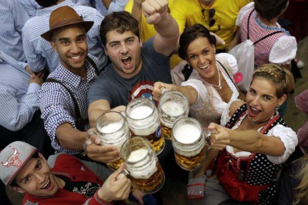 Fête EVG en Allemagne