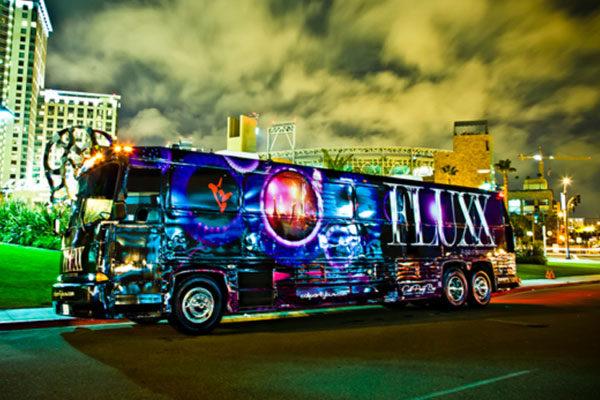 Party bus EVJF à Lyon