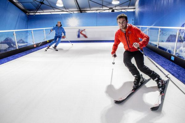 Ski indoor EVJF à Lyon