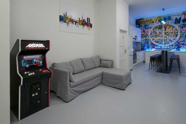 Appartement d'EVG