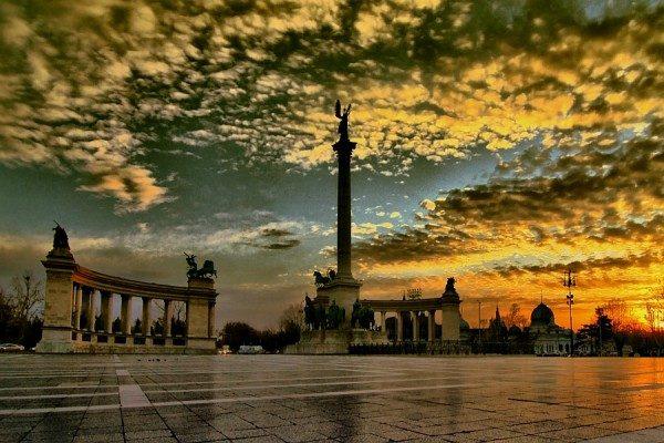 EVG à Budapest