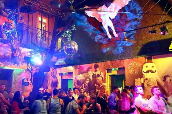 Boite Traian Budapest - Instant Bar